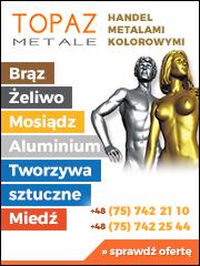 http://www.topaz-metale.com.pl/ - Topaz-Metale-blachy aluminiowe, pręty mosiężne