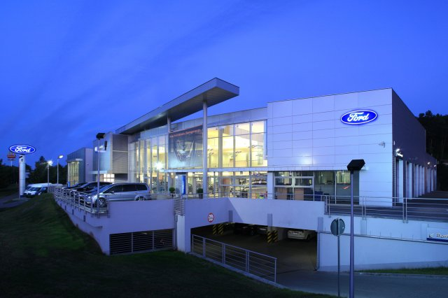 Sprzedaz I Serwis Samochodow Gdynia Pomorskie Fordstore Euro Car