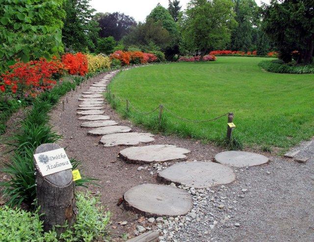Ogród Botaniczny Niemcza Dolnośląskie Arboretum W Wojsławicach